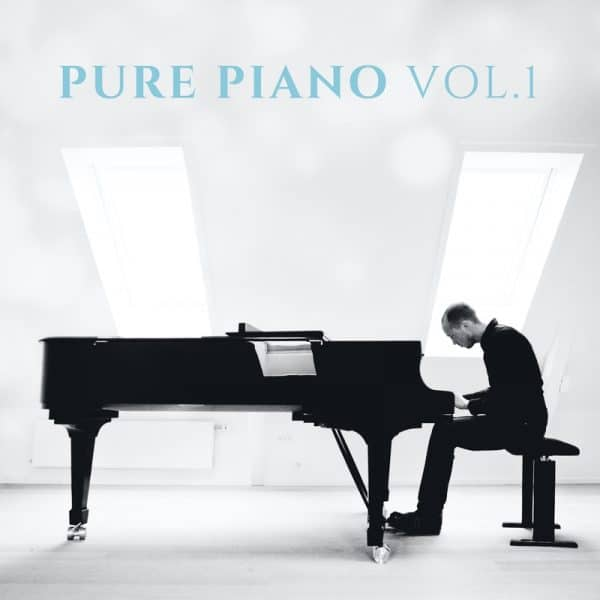 pure piano vol.1 piano music for relaxation and stretch cd cover