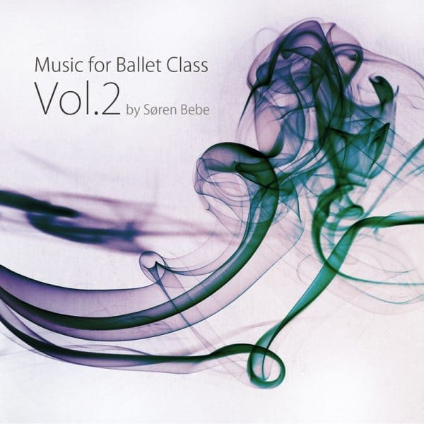 cd Music for ballet class vol.2 800x800