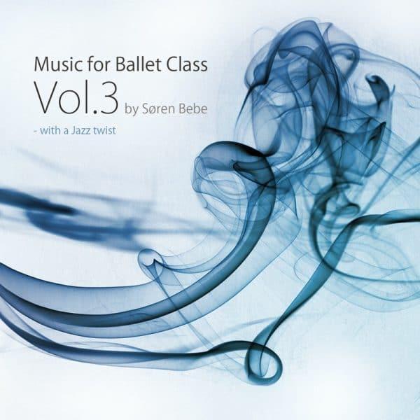 Music for ballet class vol.3 800x800