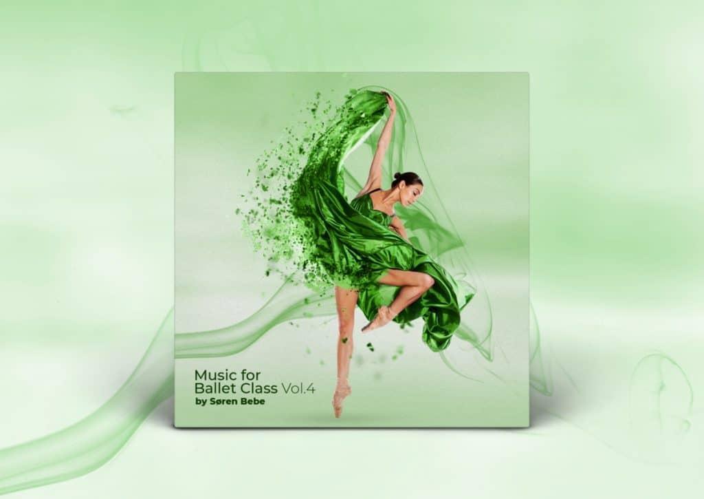 Home Music For Ballet Class By Søren Bebe Ballet Music Dk
