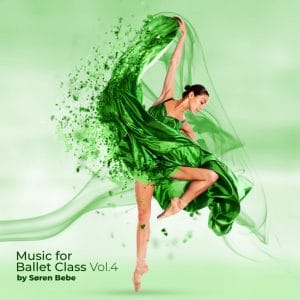 music for ballet class vol.4 by Søren Bebe mp3 download