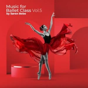 Ballet Class CD's