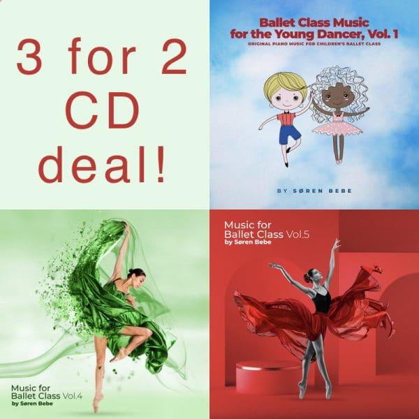 ballet class cds