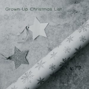 piano version of grown-up christmas list