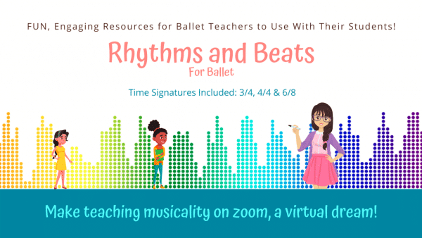 a course about rhythm training for ballet students and teachers