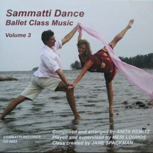 Sammatti vol.3 - Anita Remitz and Meri Louhos CD